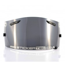 Wholesale Custom LOWER visor decal