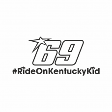 *69 #RideOnKentuckyKid