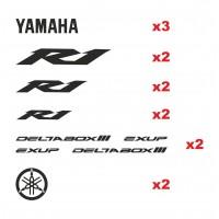 Yamaha Replica Pack 1