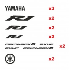 Yamaha Replica Pack 1