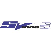 Suzuki SV1000S / SV1000 logo