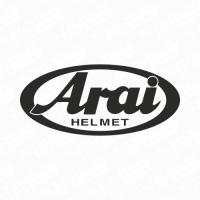 Arai Logo Sticker