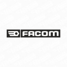 Facom Logo Sticker