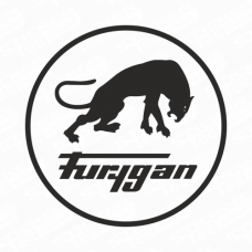 Furygan Logo Sticker