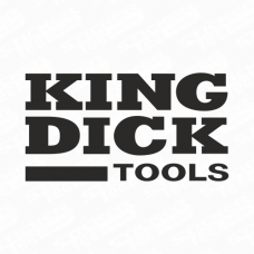 King Dick Tools Logo Sticker