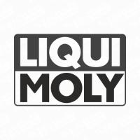 Liqui Moly Logo Sticker