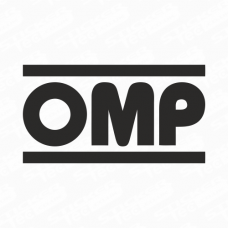 OMP Logo Sticker