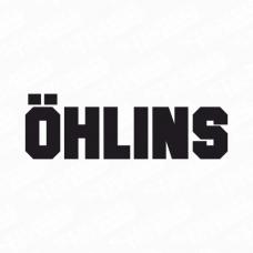 Ohlins Logo Sticker
