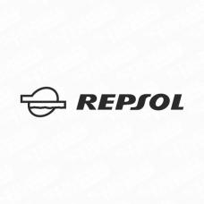 Repsol Logo Sticker