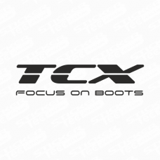 TCX Logo Sticker