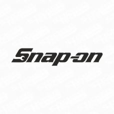 Snap-on Logo Sticker