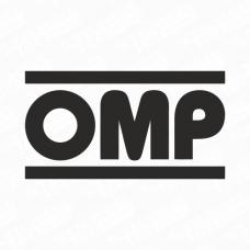 OMP Logo Sticker