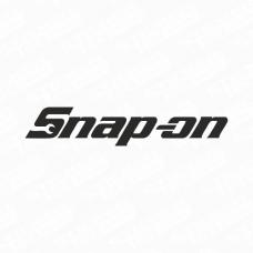 Snap-on Logo Sticker