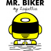 'Mr. Biker' Men's T-Shirt