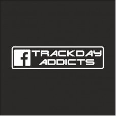 Trackday Addicts van decals